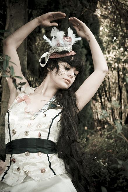 Swan Princess by Melissa Tillotson