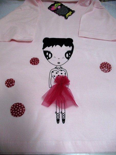Mina Ballerina T-shirt