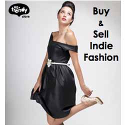 UsTrendy is a place to discover and buy indie clothing, accessories, and jewelry