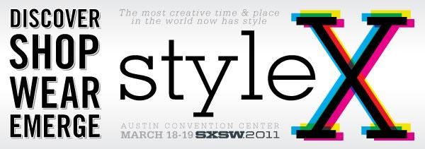 SXSW StyleX