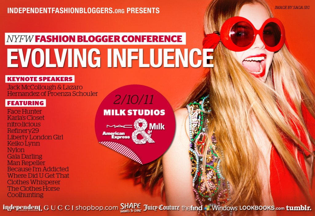 Evolving Influence Fashion Blogger Conference