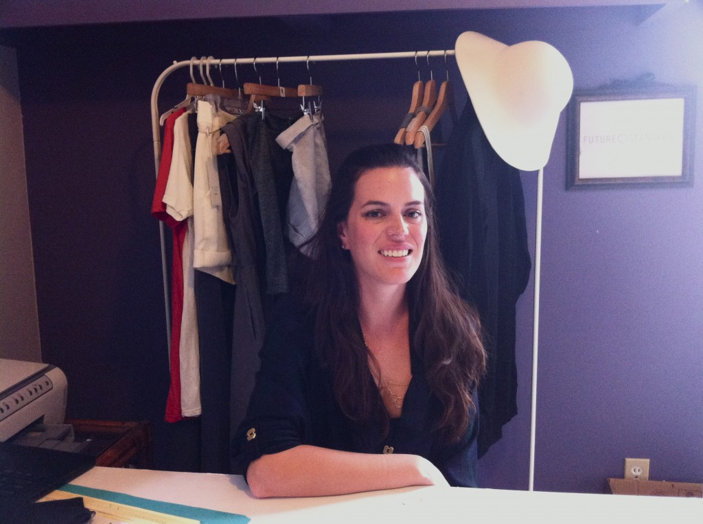 A Launch Story: Jessica Althoff's Ethical Clothing Boutique Future Standard