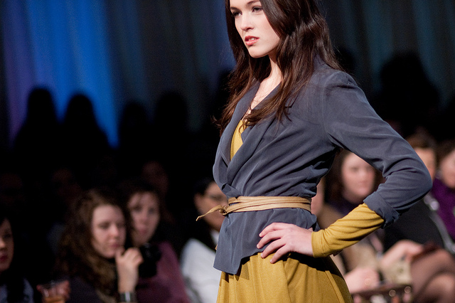 Nicole Bridger, Eco Fashion Week