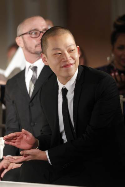 Jeffrey Fashion Cares, Jason Wu
