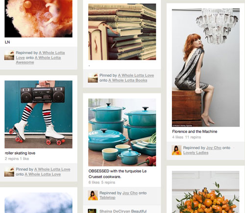 how to get clients as pinterest manager