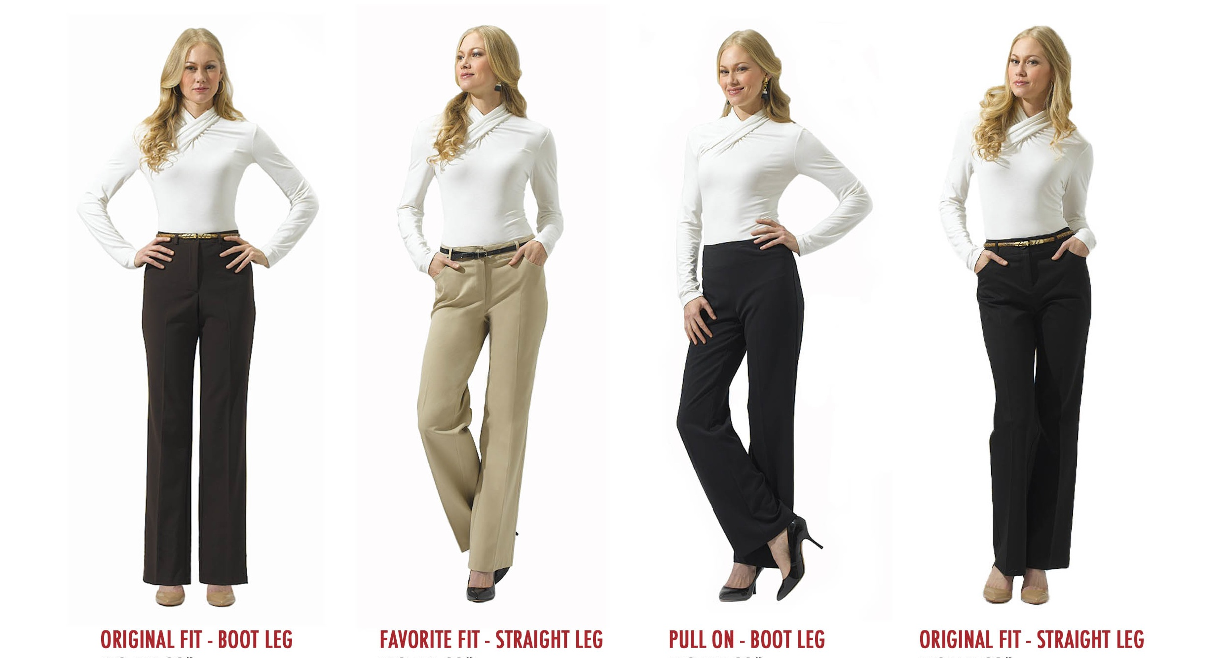 fashion pr girl pants
