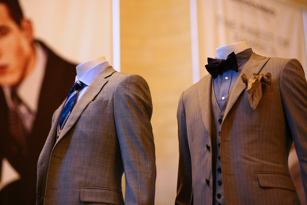 Menswear PR: Canadian Custom Suit Brand Indochino Pops Up in New York City