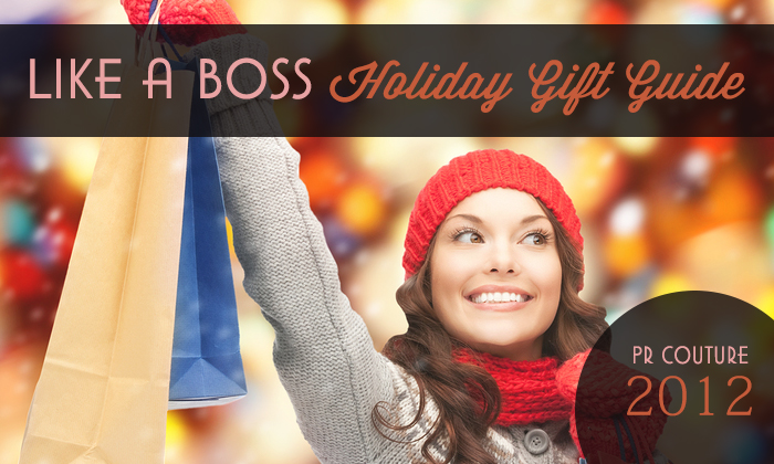 PR Boss Holiday Gift Guide
