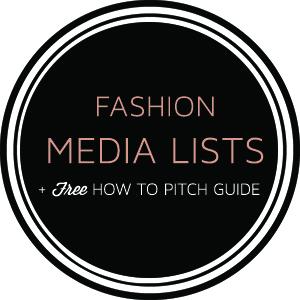 Media Contact Lists