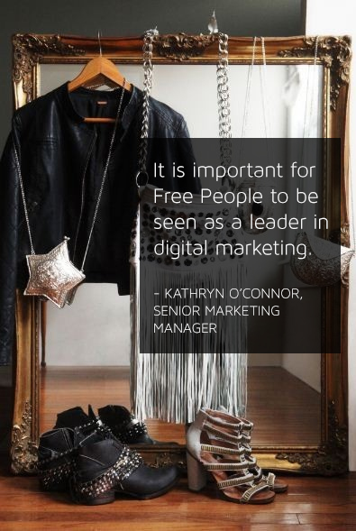 Free People PR Strategy