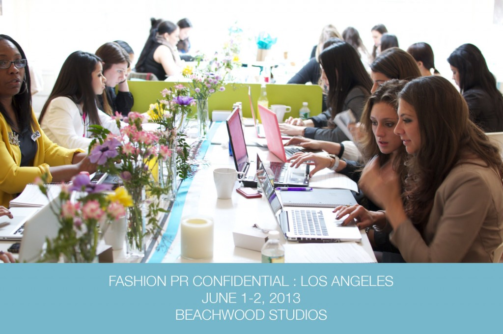 Fashion PR Confidential LA