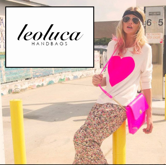 Leoluca Handbags: A Fashion Start-up Story, Made in the USA for PR Girls Everywhere