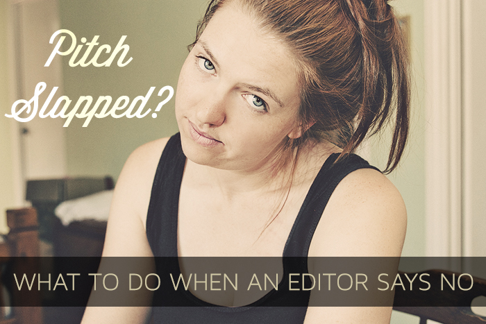 How to deal with editor rejection