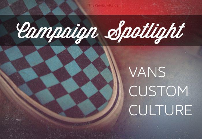 Vans Custom Culture 2013
