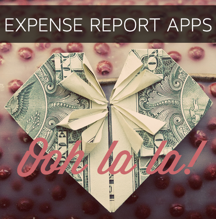 3 Expense Report Apps