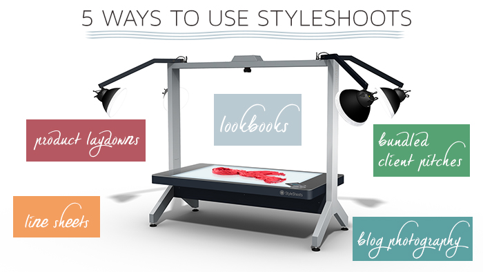 StyleShoots The photo machine of choice for fashion companies. Easy to use and magically removes the background.