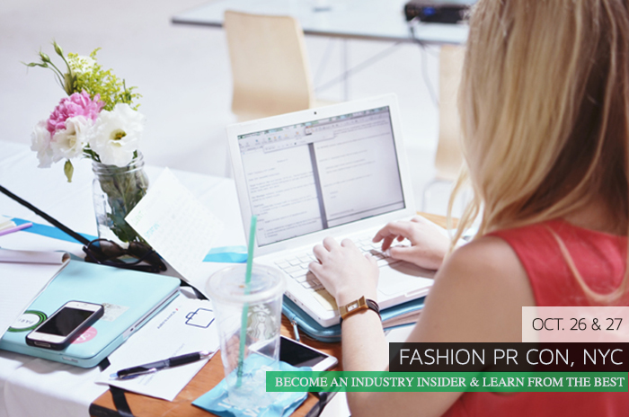 Fashion PR Workshop, Save $100