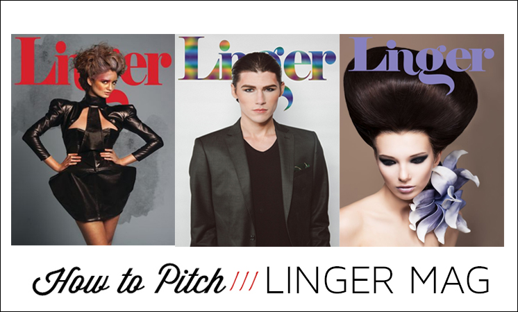 Be Featured in Linger Magazine