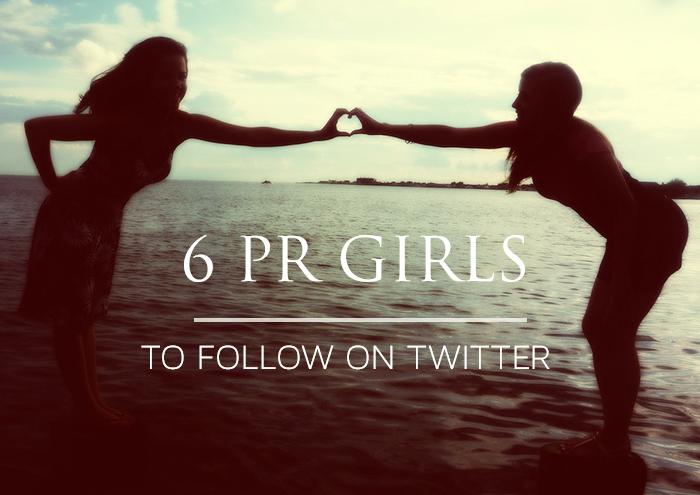 6 PR Girls to Follow on Twitter