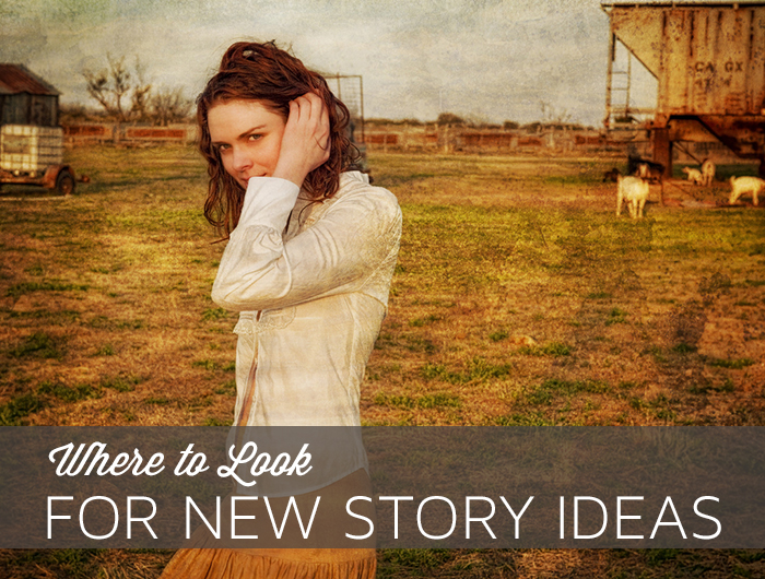 How to find new story ideas to pitch the media #prtips