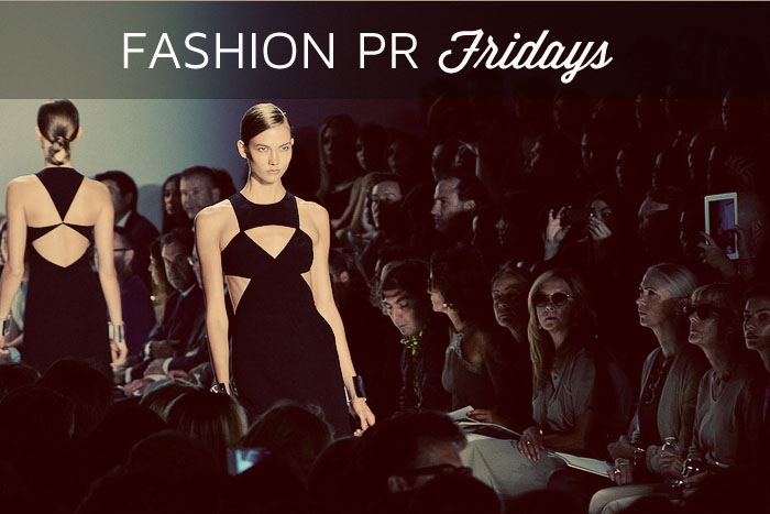 Fashion PR Fridays: PR, Marketing & Social Media News for the Week of September 2, 2013