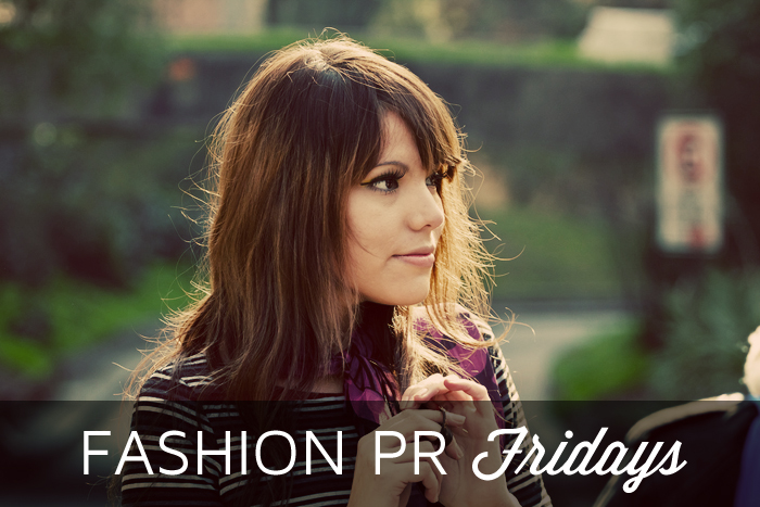 Fashion PR Fridays: PR, Marketing & Social Media News for the Week of November 25, 2013
