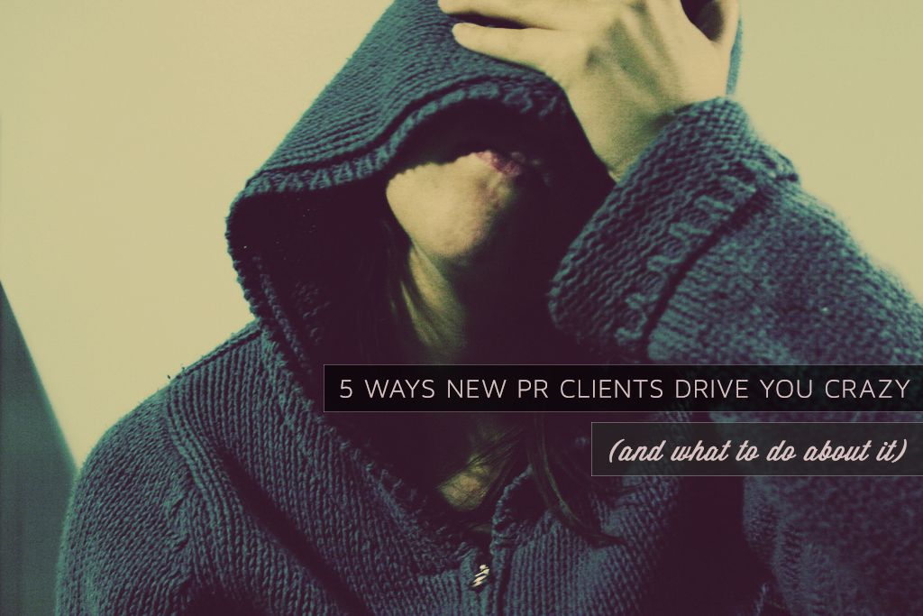 Common Client Misconceptions about PR