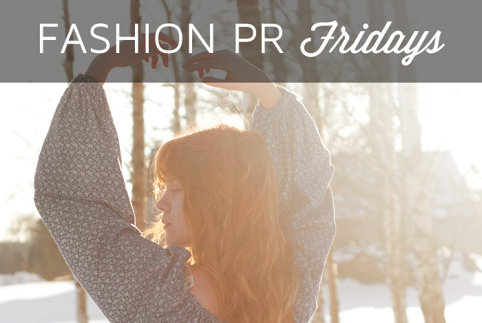 Fashion PR Fridays: PR, Marketing & Social Media News for the Week of January 6, 2014
