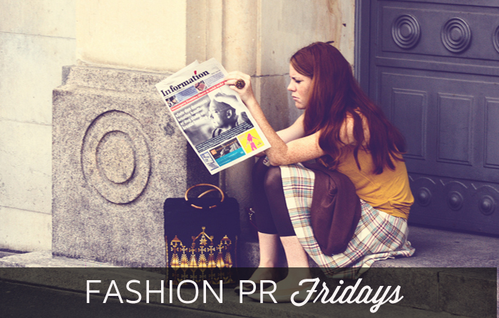 Fashion PR Fridays: PR, Marketing & Social Media News for the Week of January 13, 2014