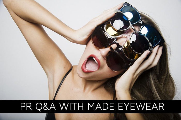 An Inside look at Made Eyewear