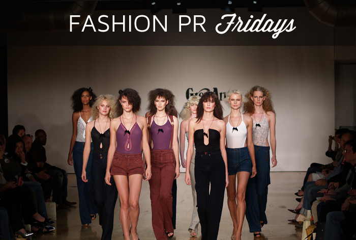 Fashion PR Fridays: PR, Marketing & Social Media News for the Week of February 3, 2014