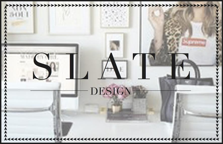Win a $2500 Brand Audit from Slate Designs