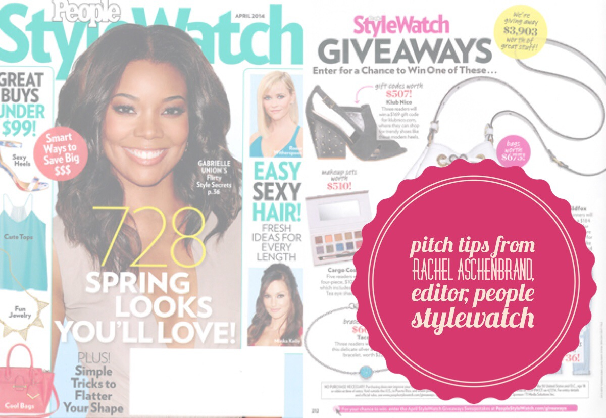 How to get PR coverage in People StyleWatch