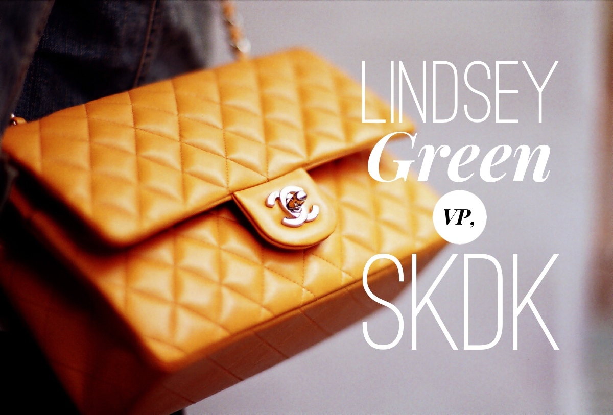 Lindsey Green, VP SKNICK - Fashion Tech PR