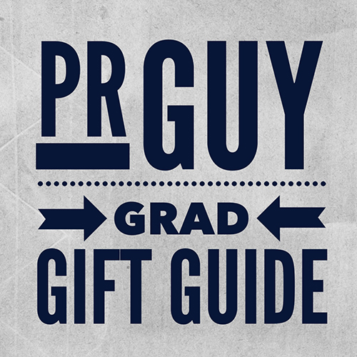 Amazing gift ideas for the PR Grad PR Guy in Your Life