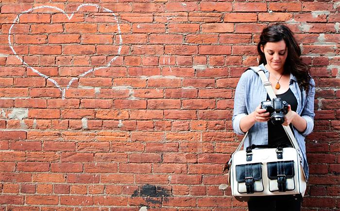jill-e, laptop bags, camera bags