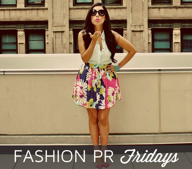 Fashion PR Fridays: PR, Marketing & Social Media News for the Week of June 19, 2014