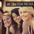 Back to School Tips for Public Relations Majors