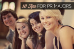 Back to School: 10 Tips for Newly Declared PR Majors