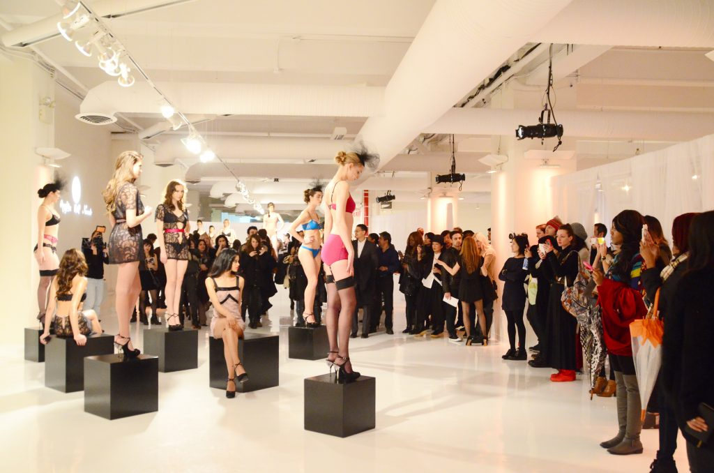 Nevaeh Intimates_LFW_FW13