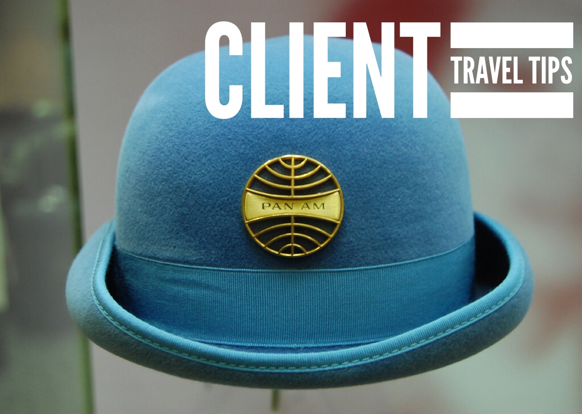 Client Travel Tips