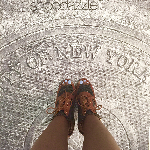 Shoedazzle Shoefie & Repeat