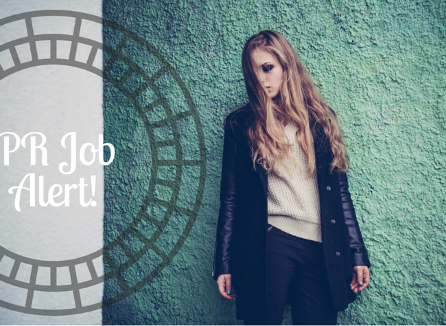Find Fashion and Lifestyle PR Jobs at PR Couture