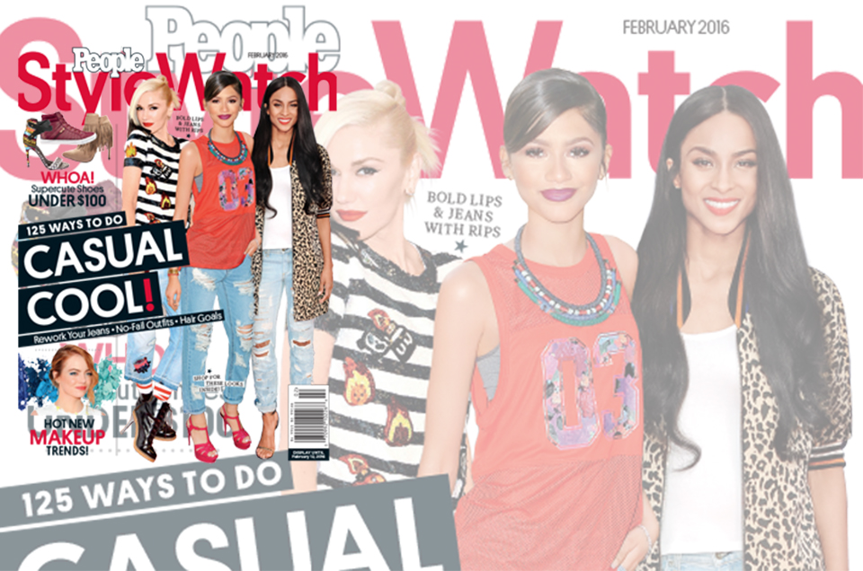 Tips to get publicity in StyleWatch Magazine