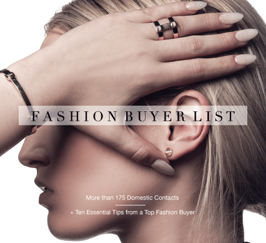 Fashion Buyer List and Outreach Guide | Fashion & Lifestyle PR ...