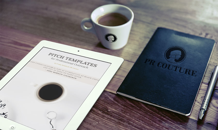 Professional Email Templates for PR Job Seekers