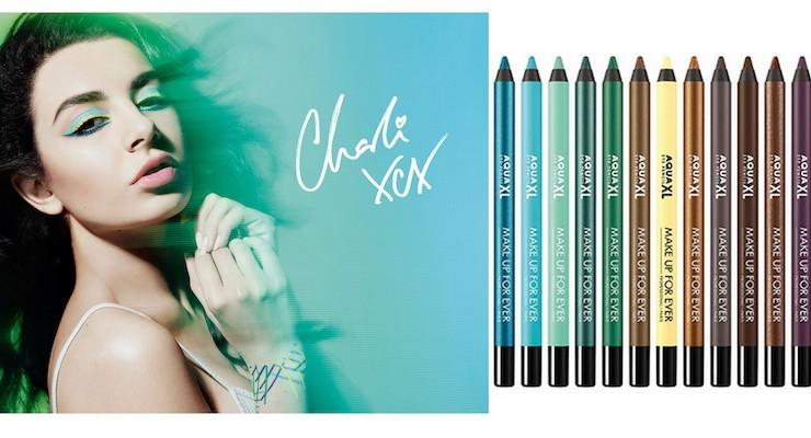 Makeup Forever Charli XCI