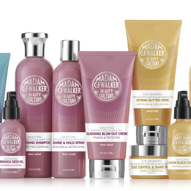 Madam CJ Walker Prestige Haircare PR Campaigns Fashion Beauty