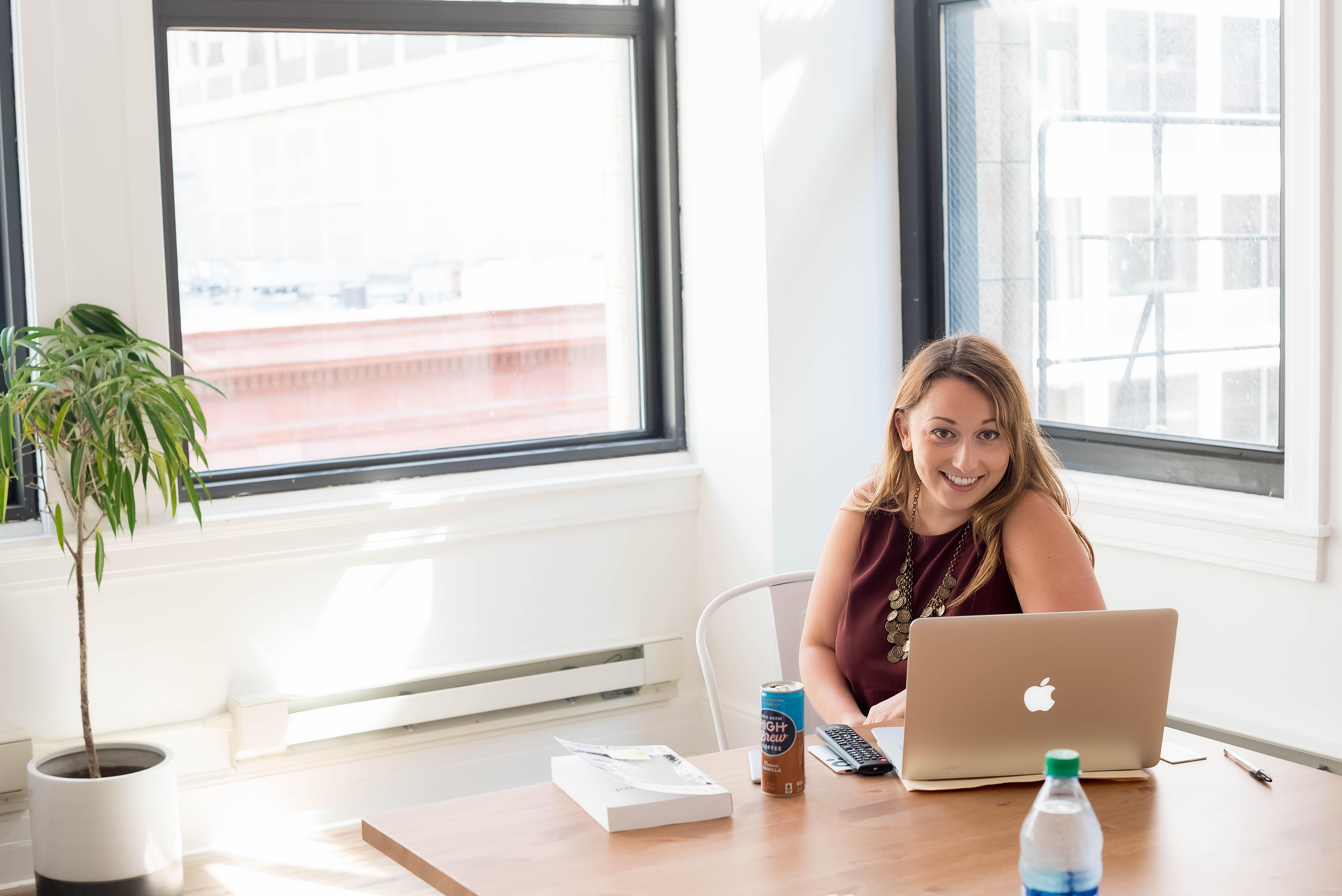 PR Girls We Love, Office, Sabrina Wottreng