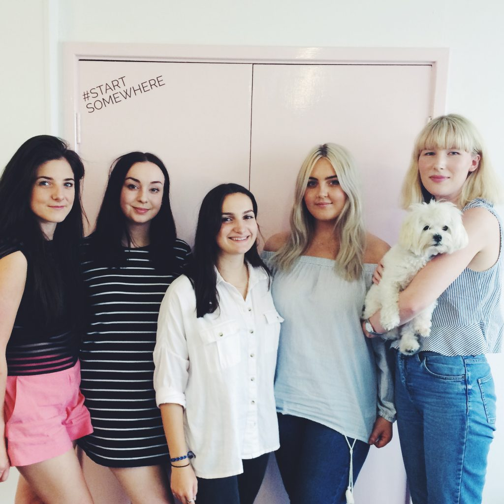 PR Couture, London Fashion Agency, Rosie Davies